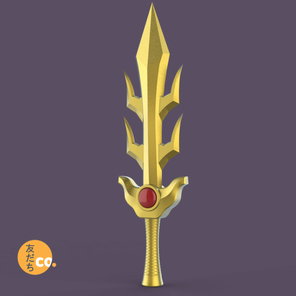Galaxia Sword, Metal Knight