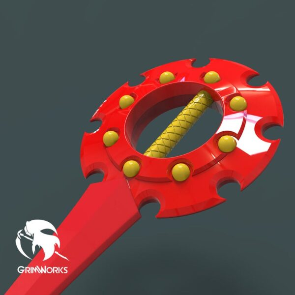 Rikku replica, Rikku weapon replica, 3d printed | set of 2 weapons