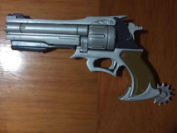 McCree Peacekeeper Gun