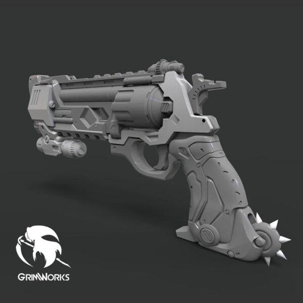 McCree Gun, Peacekeeper Blackwatch