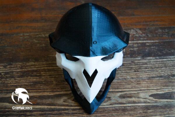 Dracula Reaper Mask full helmet