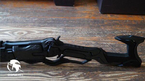 Ashe Viper Rifle   OW Rifle Gun