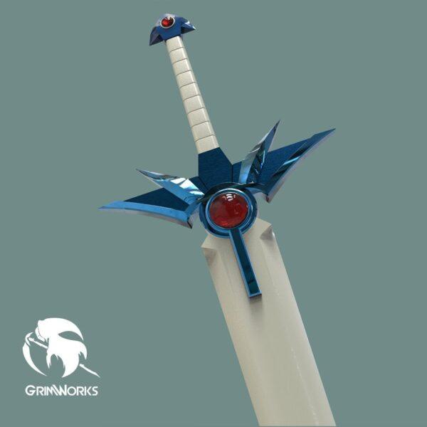 Dai sword, 3d printed replica, DQ