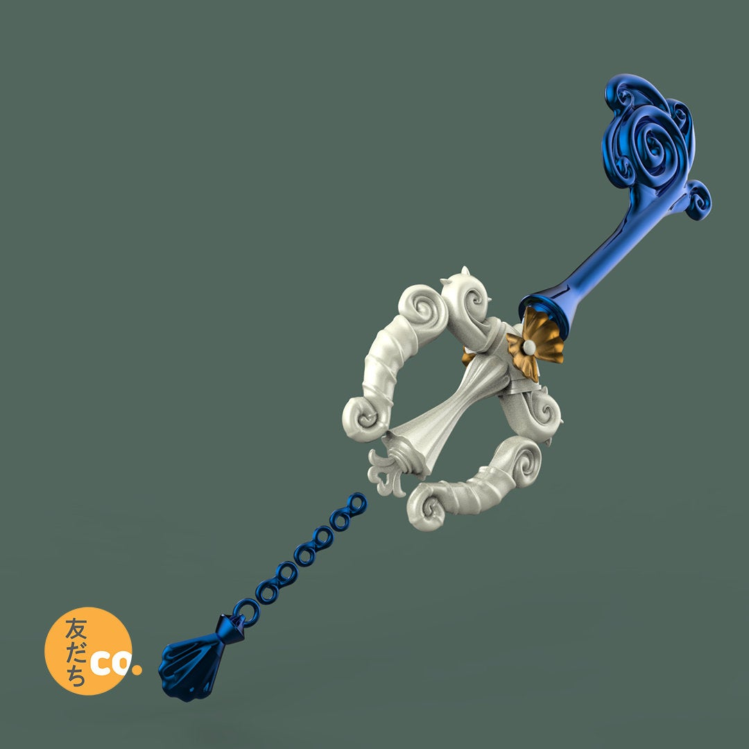 Mysterious abyss keyblade, Kingdomhearts