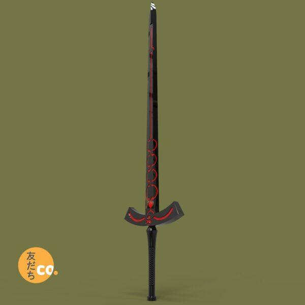 Excalibur Morgana 3d Printed Replica