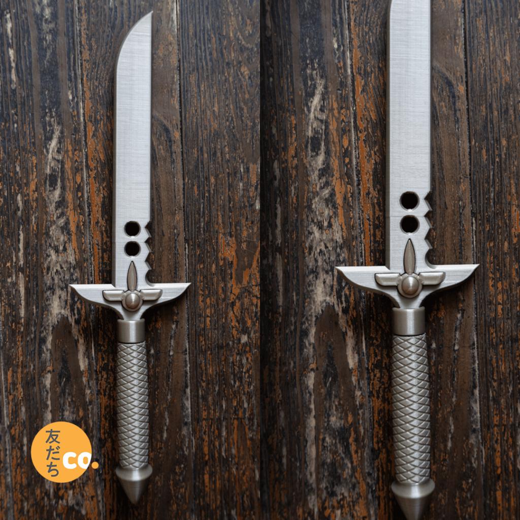 Dai Dagger, 3D printer replica