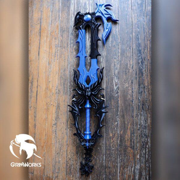 No name keyblade, 3d printed replica