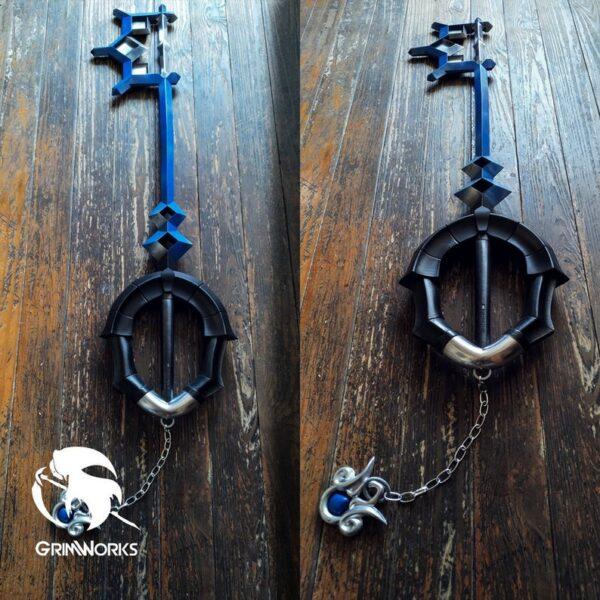 Stormfall keyblade Kingdom Hearts