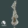 Ira Keyblade, Unicorn 3d Printed