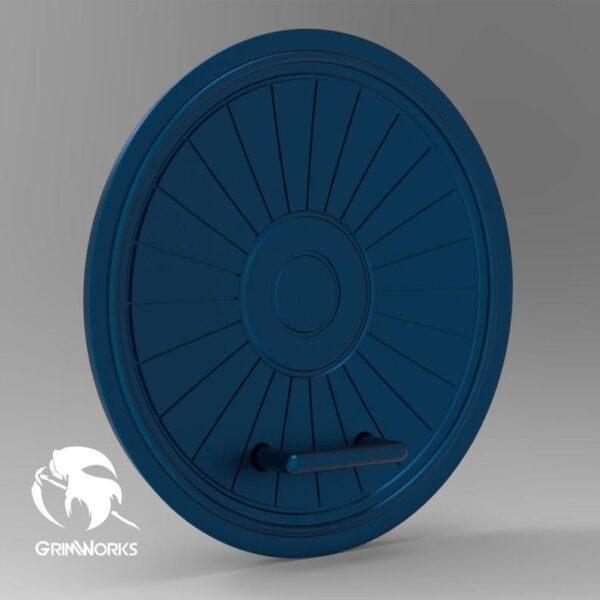 Sophitia Shield 3d printed | Soul Calibur V | Version 1