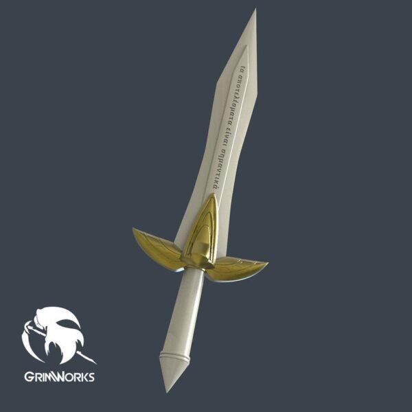 Cassandra Sword, 3d replica, Soulcalibur