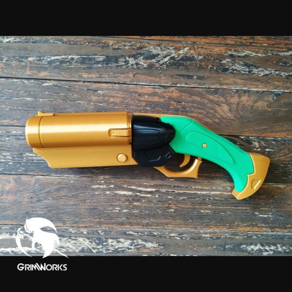 Ashe Gun, Boomstick, coach gun